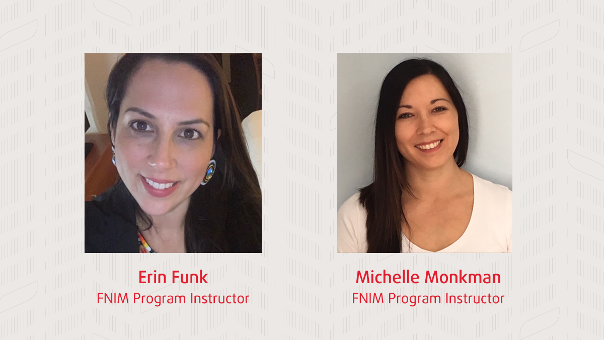SE Health First Nations, Inuit and Metis Program instructors (Erin Funk and Michelle Monkman) share their stories on National Indigenous Peoples Day 2020.