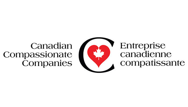 Canadian Compassionate Companies Logo