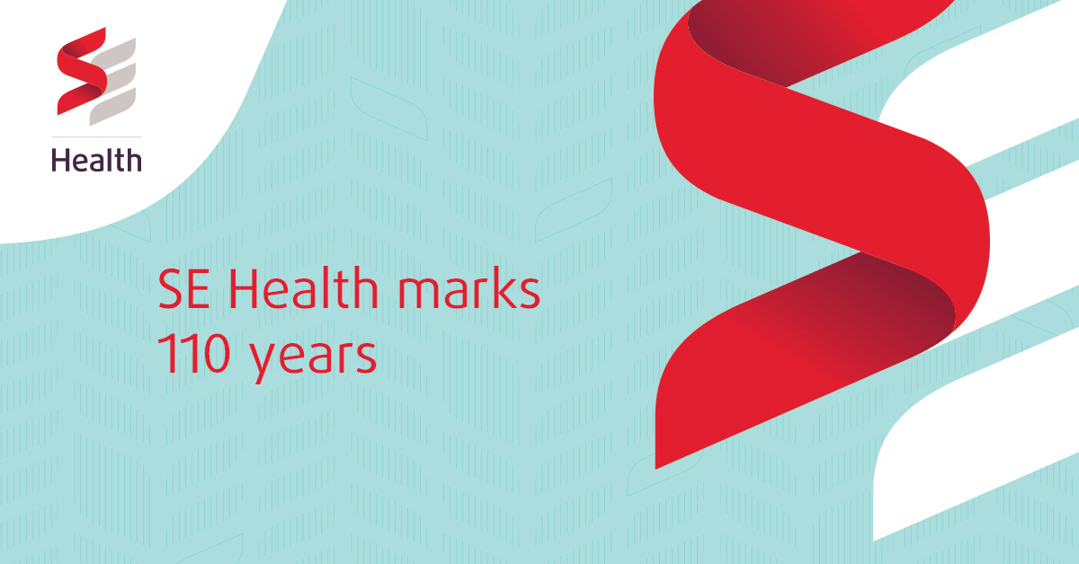 SE Health marks 110 years